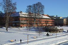 Stadshuset, Skellefteå