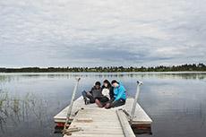 Ungdomar, Norsjö