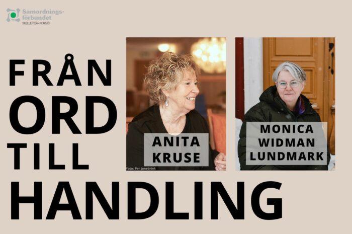 Anita Kruse Fran ord till handling