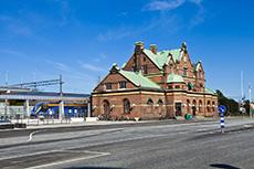 Tågstation, Umeå