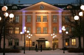 Stadshuset, Umeå | © 2014, Umeå kommun