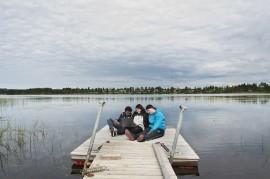 Ungdomar, Norsjö | © 2012, Jesper Stenmark, Norsjö kommun
