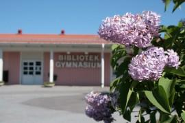 Gymnasium/Bibliotek, Norsjö | © 2008 Norsjö kommun